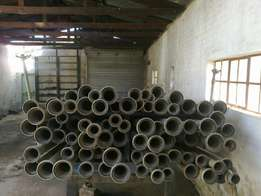 Galvanized Quick Coupled Irrigation Pipes
