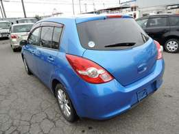 Nissan tiida Hatchback brand new car