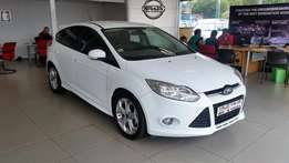 Ford - Focus 2.0 TDCi (120 kW) Trend Hatch Back Powershift
