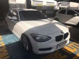 BMW 1 Series 116i 5Dr F20