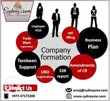 company formation with free consultant