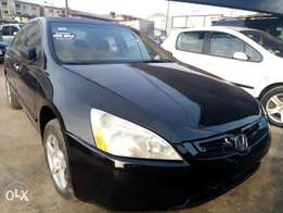 Honda accord 2004 model