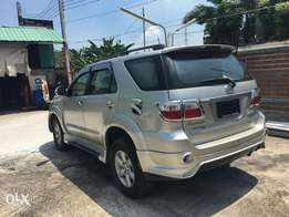 Toyota Fortuner super.