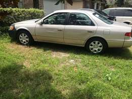 Toyota Camry 2001 Tokunbo