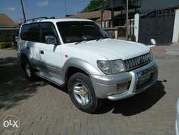 Very Well Maintained Toyota Prado 95 for Sale