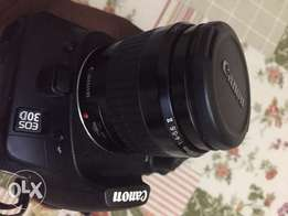 Canon 30D With 35-85MM Lens
