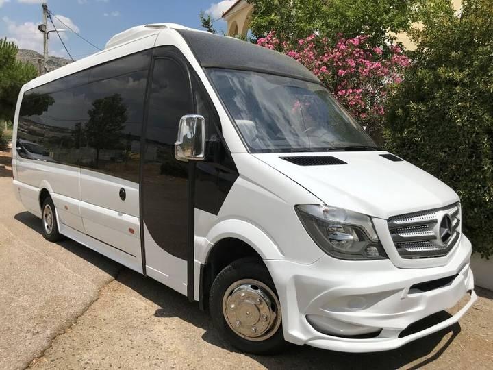 Mercedes-Benz SPRINTER 519 XXL LUXURY PANORAMA - 24ss - 2012