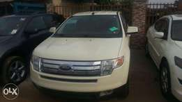 Very sharp ford edge limited 2008 model