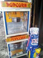 New Electric Popcorn Machine