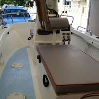 14ft6 Monohull with motors and trailer