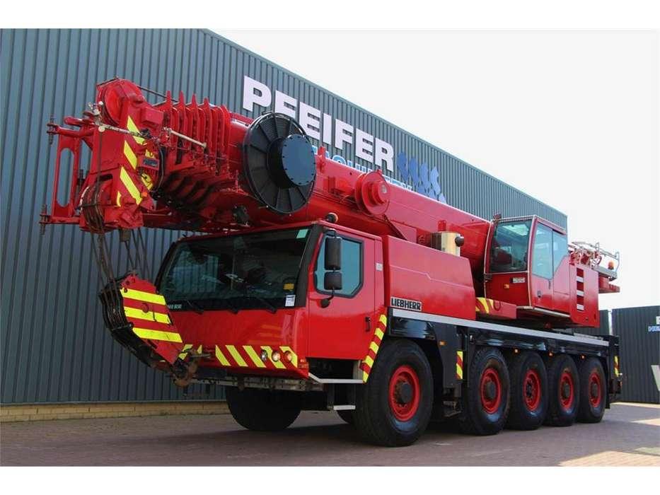Liebherr LTM1100-5.2 - 2008