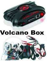 Volcano Box Activated