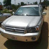 Extremely Sharp Toks Toyota Highlander 2006