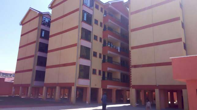 Muigai commercial 2bedroom to Let in Naka all Ensuites . Nakuru East - image 1
