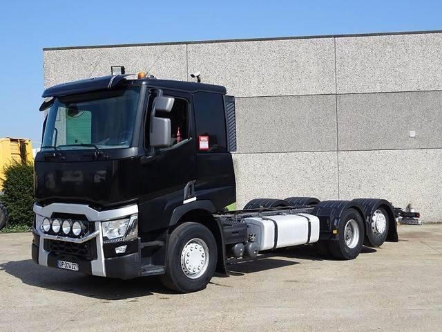 Renault T 460 6x2 - 2015