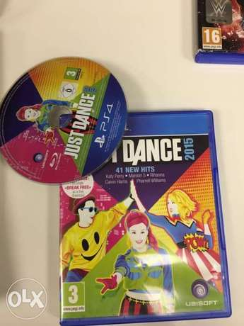 just dance 2015 for playstation4. 1$=2000L.L