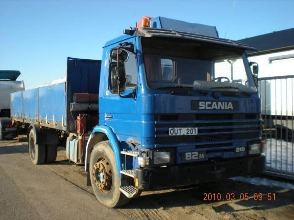 Scania P 82 - 1984
