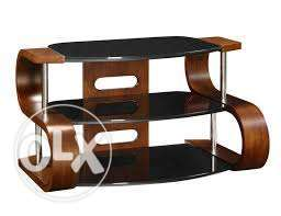 Four more S -shaped TV stands