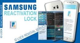 SAMSUNG Activation lock Removal