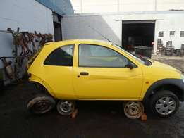 2007 FORD KA 1.6 Breaking for Spares.