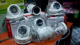 Smart offer on HD CCTV cameras System compatible with smartphone