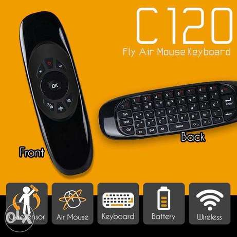 Air mouse & Keyboard For Netflix