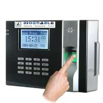 Time and attendance biometric terminal