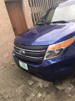 Neatly used 2013 model Ford Explorer Limited Edition for sale