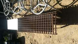 Steel grids for sale