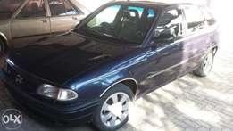 Opel kadett 1.6is for sell.Navy blue colour and still very fresh