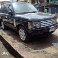 Range Rover HSE 1st body Used