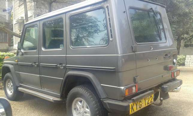 mercedes G Wagon Westlands - image 3