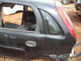 Opel corsa gamma for stripping