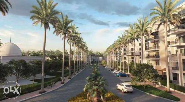 PA-263: Apartment 3bedrooms for sale in village west, zayed| 5% Dp