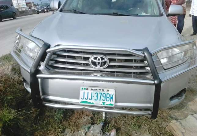 Toyota Highlander Warri South - image 1