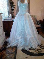 Сукня весільна з підюпником хороша за символічну ціну c9be176574ad4