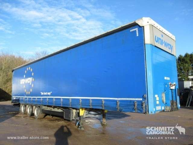 Schmitz Cargobull Schiebeplane Mega - 2013