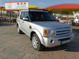 Land Rover Discovery R120 000