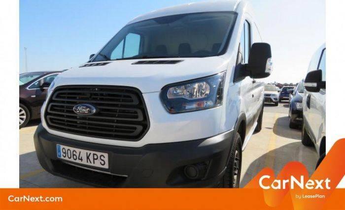 Ford Transit Ft 310 L3 Van Ambiente 105 - 2018