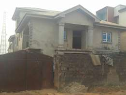 Two unit of five bedroom duplex and four bedroom duplex at egbeda