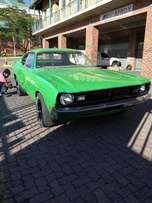 Valiant Charger (Dodge Demon Plymouth Duster)