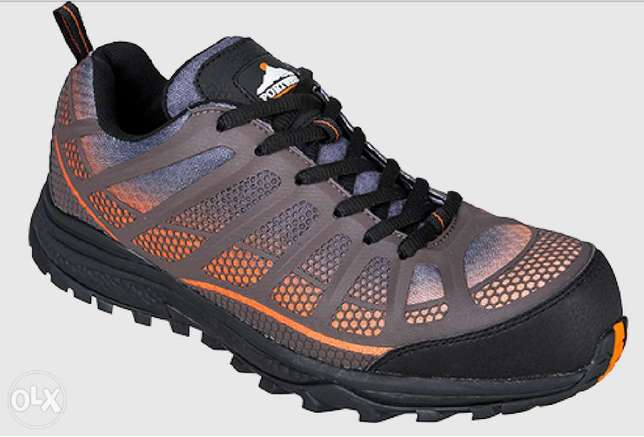 Sport Safety Shoes - Portwest Compositelite Low Cut Spey Trainer S1P