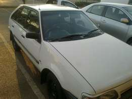 Very clean Ford Laser R15,000 only