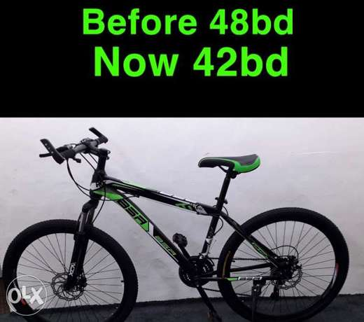 Bsa 26inch adult bike brand new 42bd only
