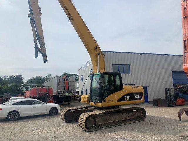 Caterpillar 323 D LONG REACH - 2007