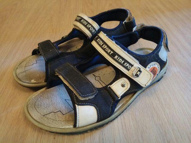 Босоніжки для хлопця р.38-39  200 грн. - Детская обувь Львов на Olx 4ef2ac2495532