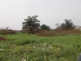 There is a plot of land in itedo lekki axis