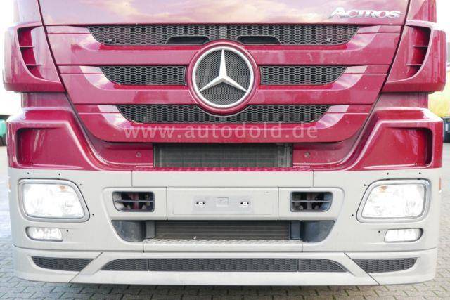 Mercedes-Benz Actros 1836 L Megaspace Pritsche Bordwände - 2009 - image 4