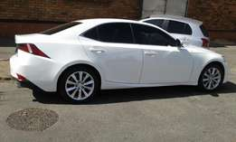2013 lexus i s 350ex in a good condition