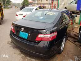 Toyota camry mucle sport